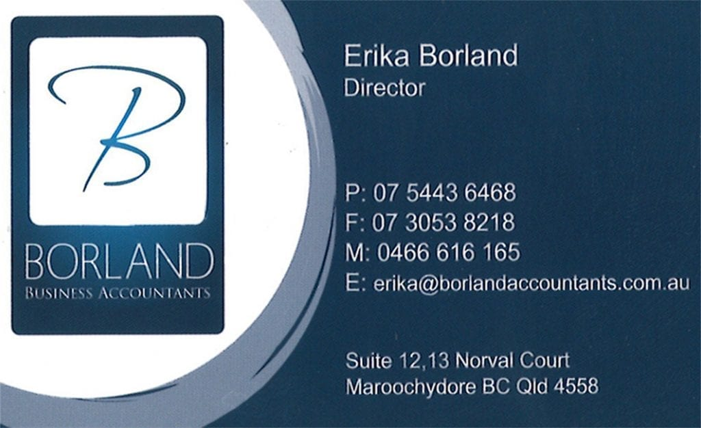 Borland Business Accountants