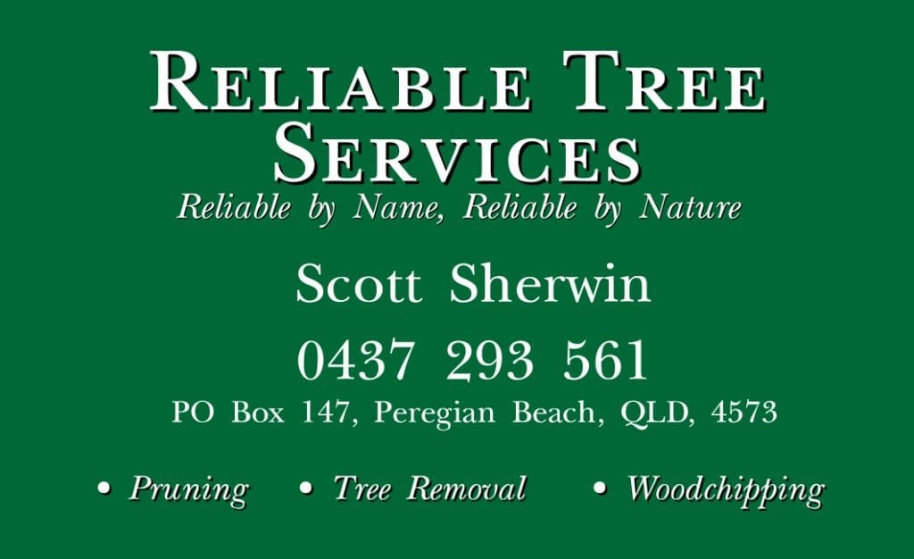 Reliable Tree Services